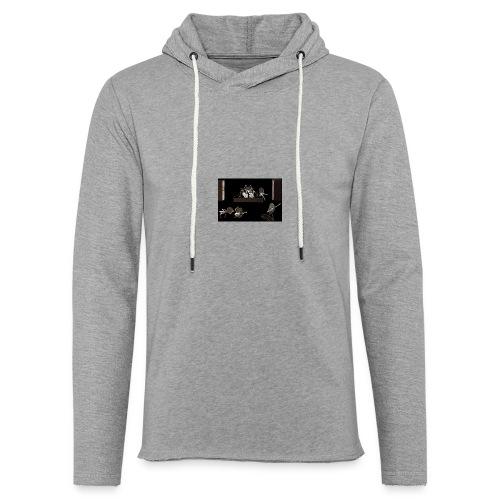 Rock_Stars_on_Stage_NEW - Light Unisex Sweatshirt Hoodie