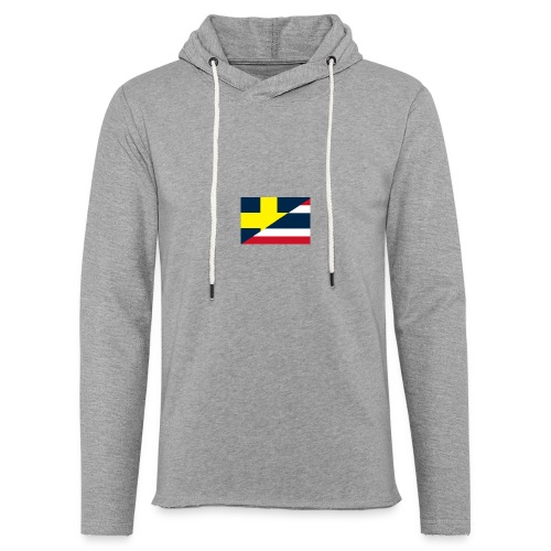thailands flagga dddd png - Light Unisex Sweatshirt Hoodie