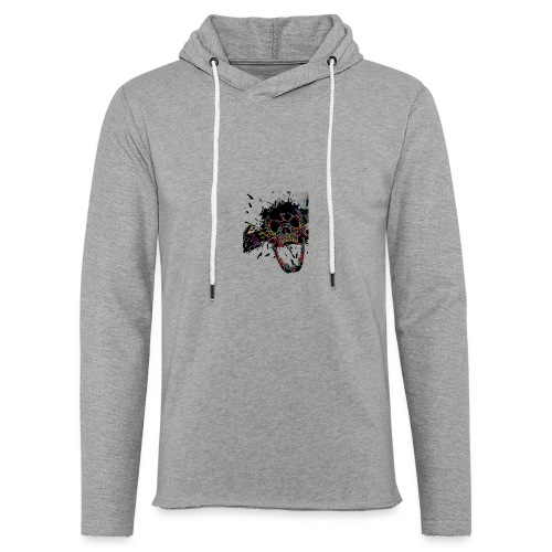 Shot Skull - Light Unisex Sweatshirt Hoodie