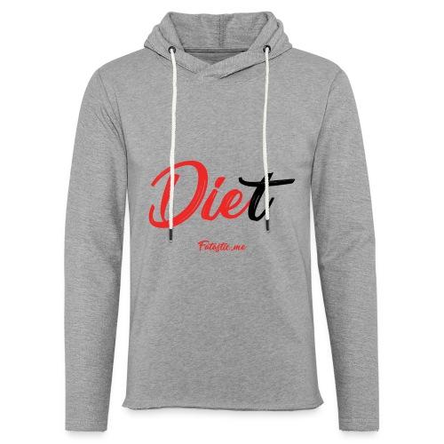 Diet by Fatastic.me - Light Unisex Sweatshirt Hoodie