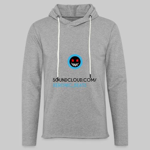 XERONIC LOGO - Light Unisex Sweatshirt Hoodie