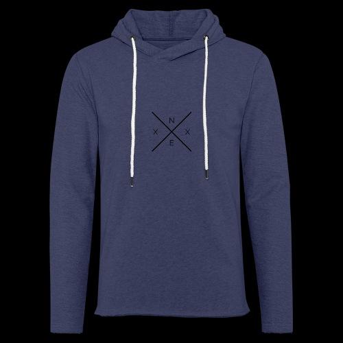 NEXX cross - Lichte hoodie unisex