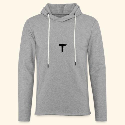 T - Sweat-shirt à capuche léger unisexe