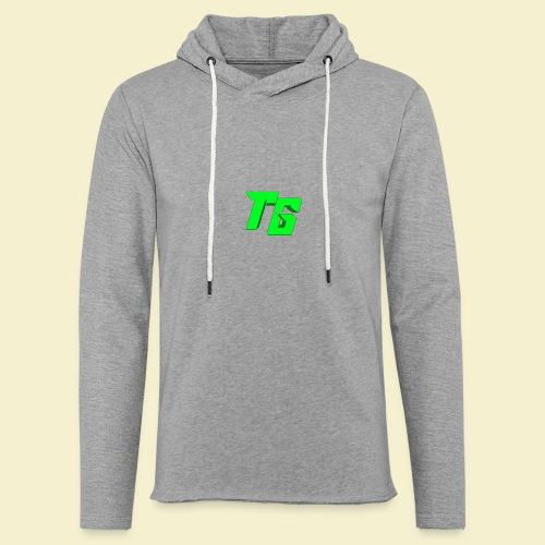 TristanGames logo merchandise - Lichte hoodie unisex