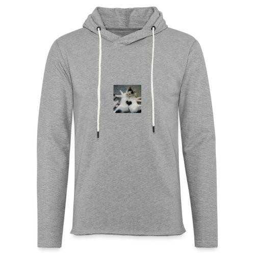 gezellig samen - Lichte hoodie unisex