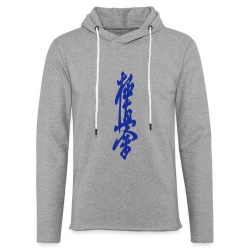 KyokuShin - Lichte hoodie unisex