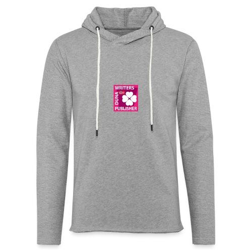 Duna Writers Publisher Pink - Lett unisex hette-sweatshirt