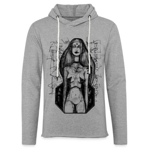 Swastika Space - Lichte hoodie unisex