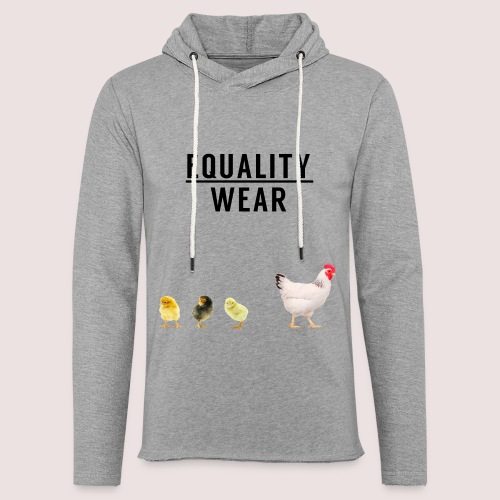 Small Chicken Edition - Light Unisex Sweatshirt Hoodie