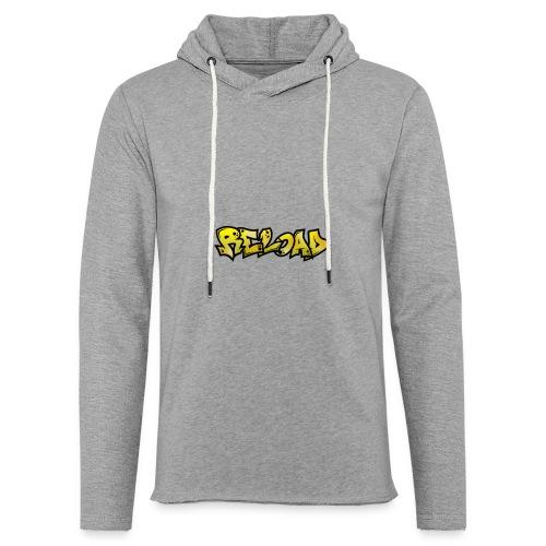 RELOAD GRAFFITI TAG - Sweat-shirt à capuche léger unisexe