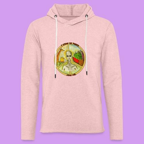 Katt Willow - Light Unisex Sweatshirt Hoodie
