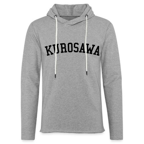 KUROSAWA - Light Unisex Sweatshirt Hoodie