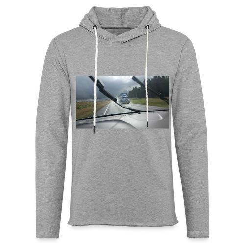 LKW - Truck - Neuseeland - New Zealand - - Leichtes Kapuzensweatshirt Unisex