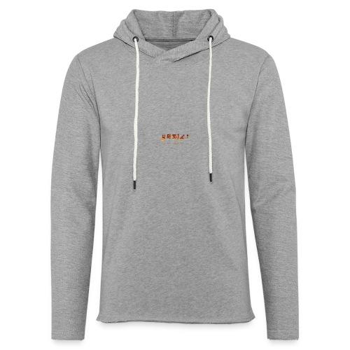 26185320 - Sweat-shirt à capuche léger unisexe
