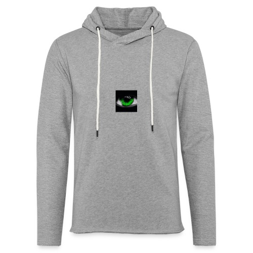 Green eye - Light Unisex Sweatshirt Hoodie