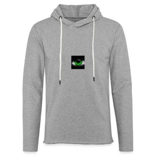 Green eye - Light Unisex Sweatshirt Hoodie