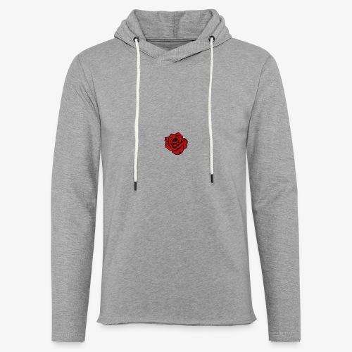 DutchRose - Lichte hoodie unisex