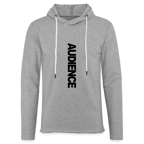 audienceiphonevertical - Light Unisex Sweatshirt Hoodie