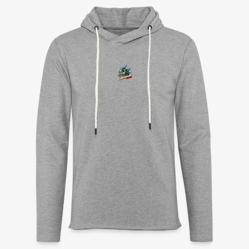 EMPI Wolf - Sweat-shirt à capuche léger unisexe