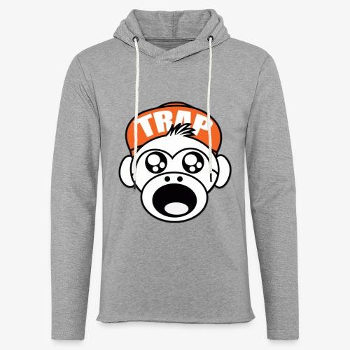 Trap - Sweat-shirt à capuche léger unisexe