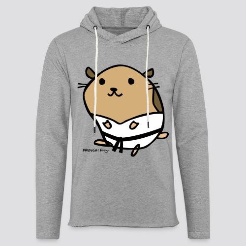 Hamster - Lichte hoodie unisex