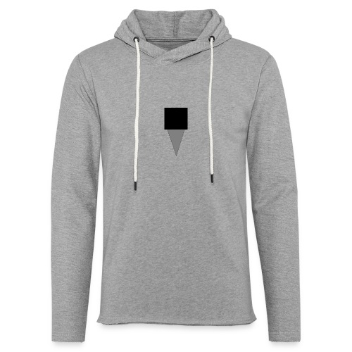 Mystery Mike Hat - Light Unisex Sweatshirt Hoodie