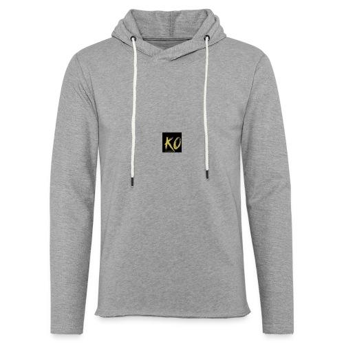 k.o-ousmanekebe - Sweat-shirt à capuche léger unisexe