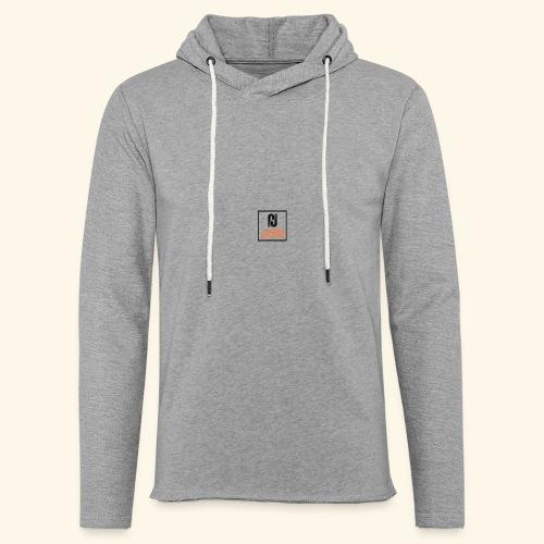 Janni Original Streetwear Collection - Let sweatshirt med hætte, unisex