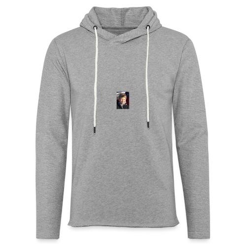 300 - Lett unisex hette-sweatshirt