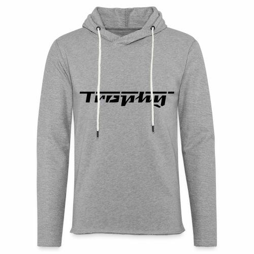 Trophy Schriftzug - Light Unisex Sweatshirt Hoodie