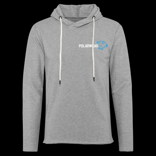 Polarwear Long Sleeve T-Shirt - Light Unisex Sweatshirt Hoodie