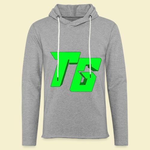 TristanGames logo merchandise [GROOT LOGO] - Lichte hoodie unisex