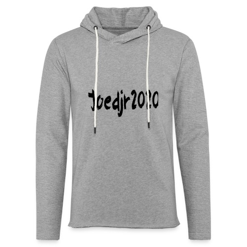 JOEDJR2020 NEW MERCH LAST BATCH FOR WHILE - Light Unisex Sweatshirt Hoodie