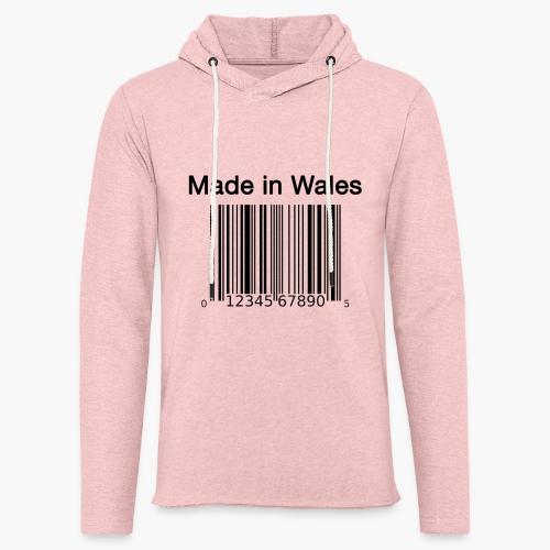 Made in Wales - Light Unisex Sweatshirt Hoodie