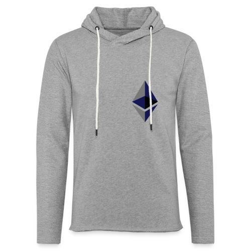 Ethereum - Light Unisex Sweatshirt Hoodie