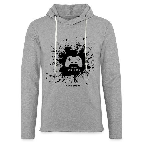 Join the game - Light Unisex Sweatshirt Hoodie