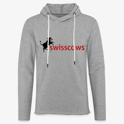 Swisscows - Leichtes Kapuzensweatshirt Unisex