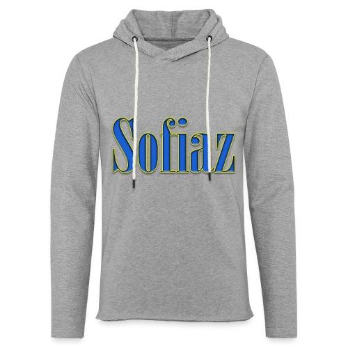 Sofiaz - Lätt luvtröja unisex