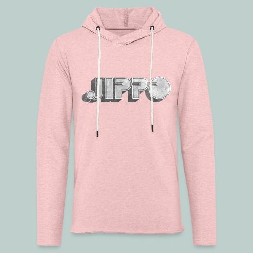 Retro JIPPO logo - Kevyt unisex-huppari
