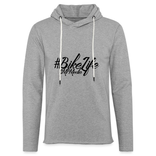 Bike Life - Light Unisex Sweatshirt Hoodie