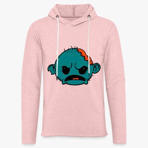 Zombob - Let sweatshirt med hætte, unisex