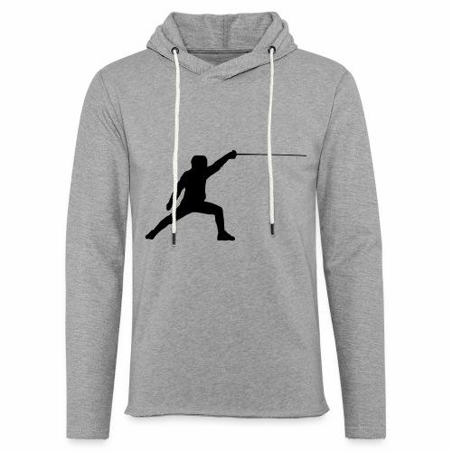 Fencer - Leichtes Kapuzensweatshirt Unisex