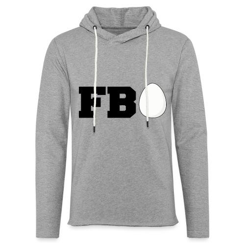 FBI FBEI Spezialeinheit als Geschenk - Leichtes Kapuzensweatshirt Unisex