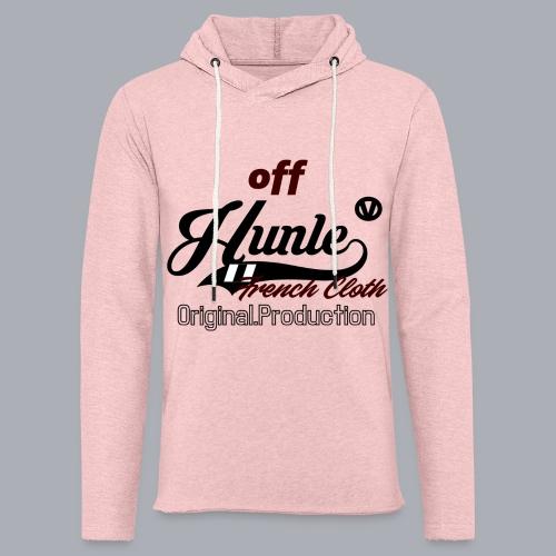 Hunle Veritable Collection n°2 - Sweat-shirt à capuche léger unisexe