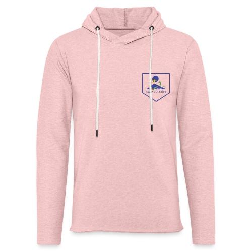 Blason - Sweat-shirt à capuche léger unisexe