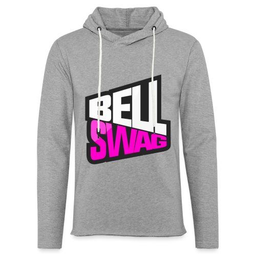 Bellswag logo transparent large - Light Unisex Sweatshirt Hoodie