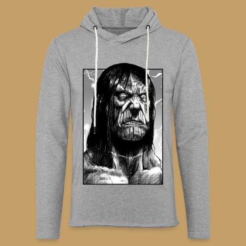 Frankenstein's Monster - Lekka bluza z kapturem
