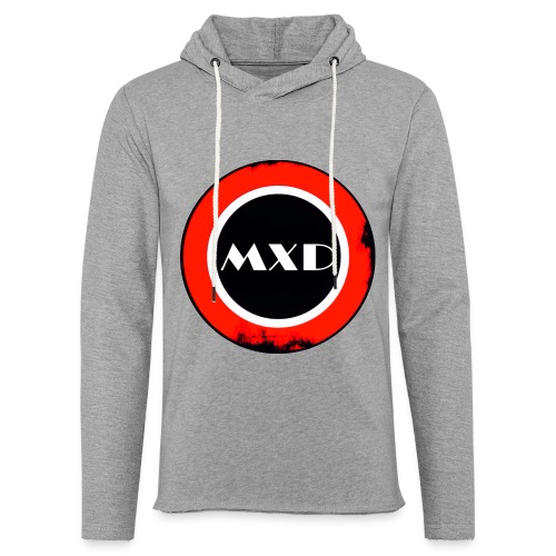MXD AUSTRIA - Leichtes Kapuzensweatshirt Unisex