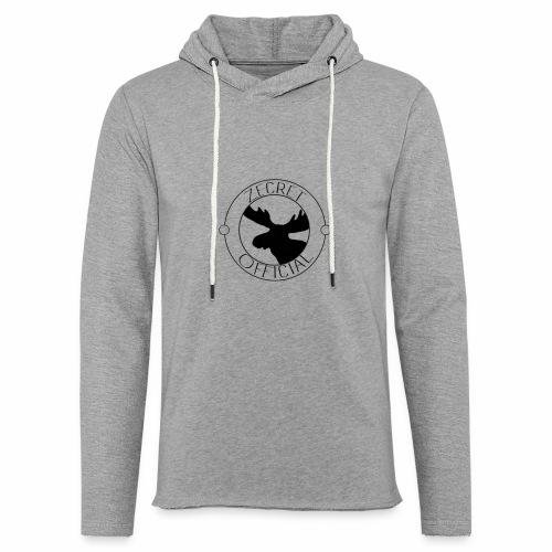 ZecretOfficial - Let sweatshirt med hætte, unisex