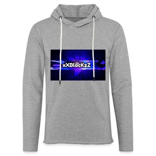 XxBlacKzZ - Leichtes Kapuzensweatshirt Unisex